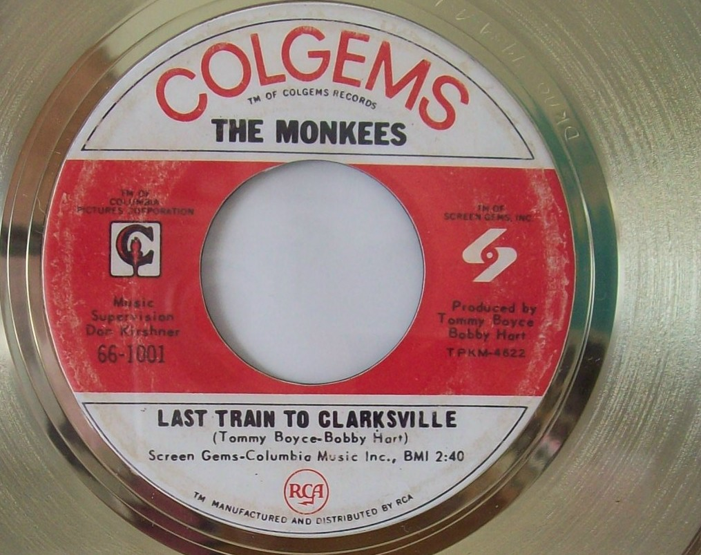 Image for Last Train To Clarksville