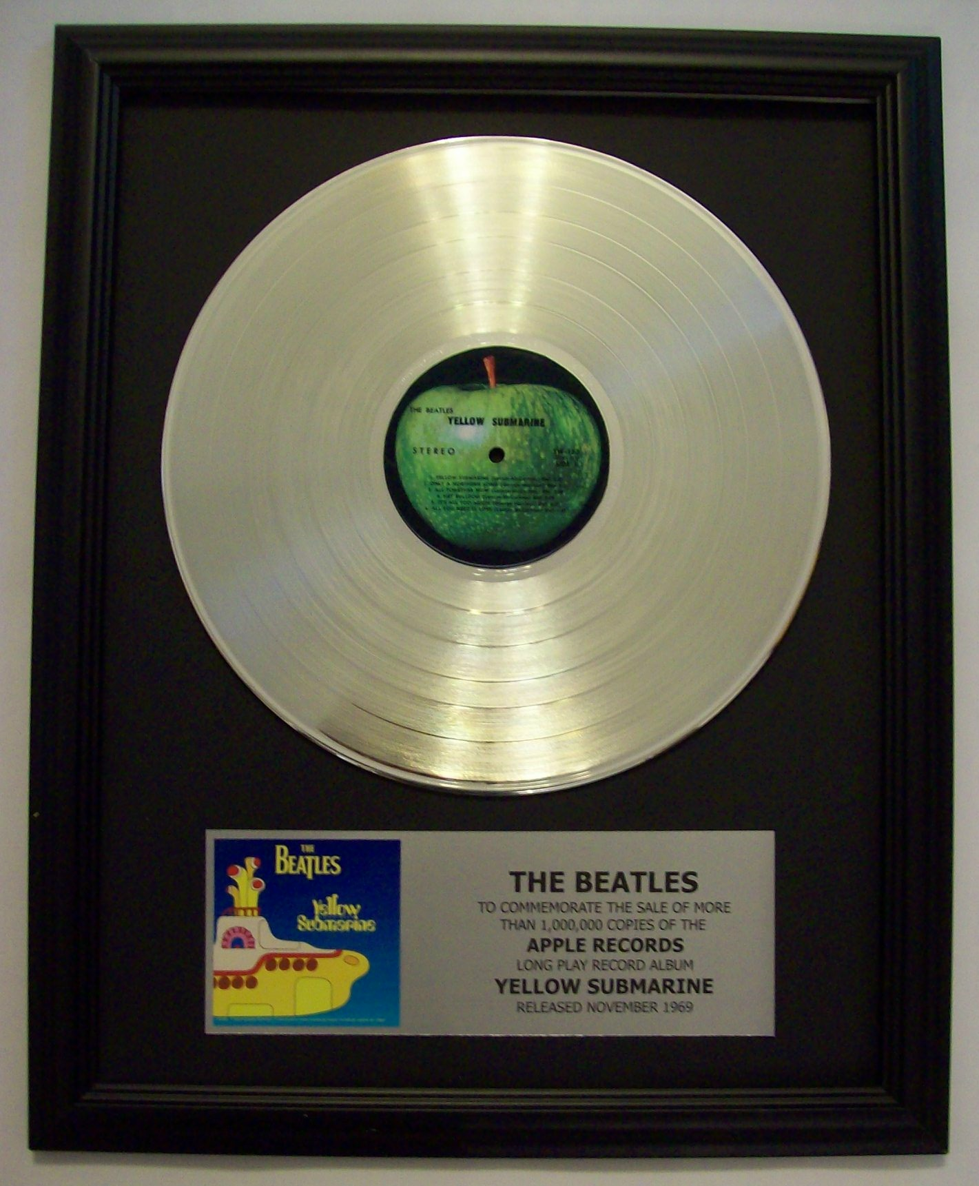 Image for Yellow Submarine - Platinum