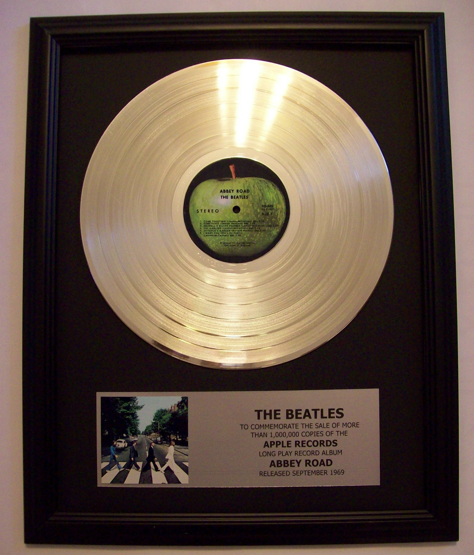 Image for Abbey Road - Platinum