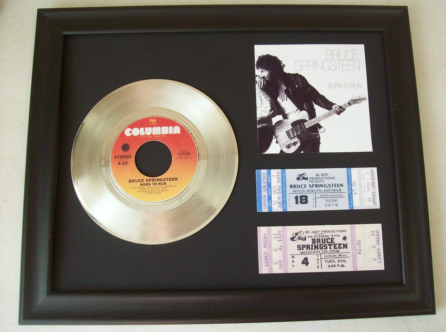 Image for Born To Run - Platinum 45
