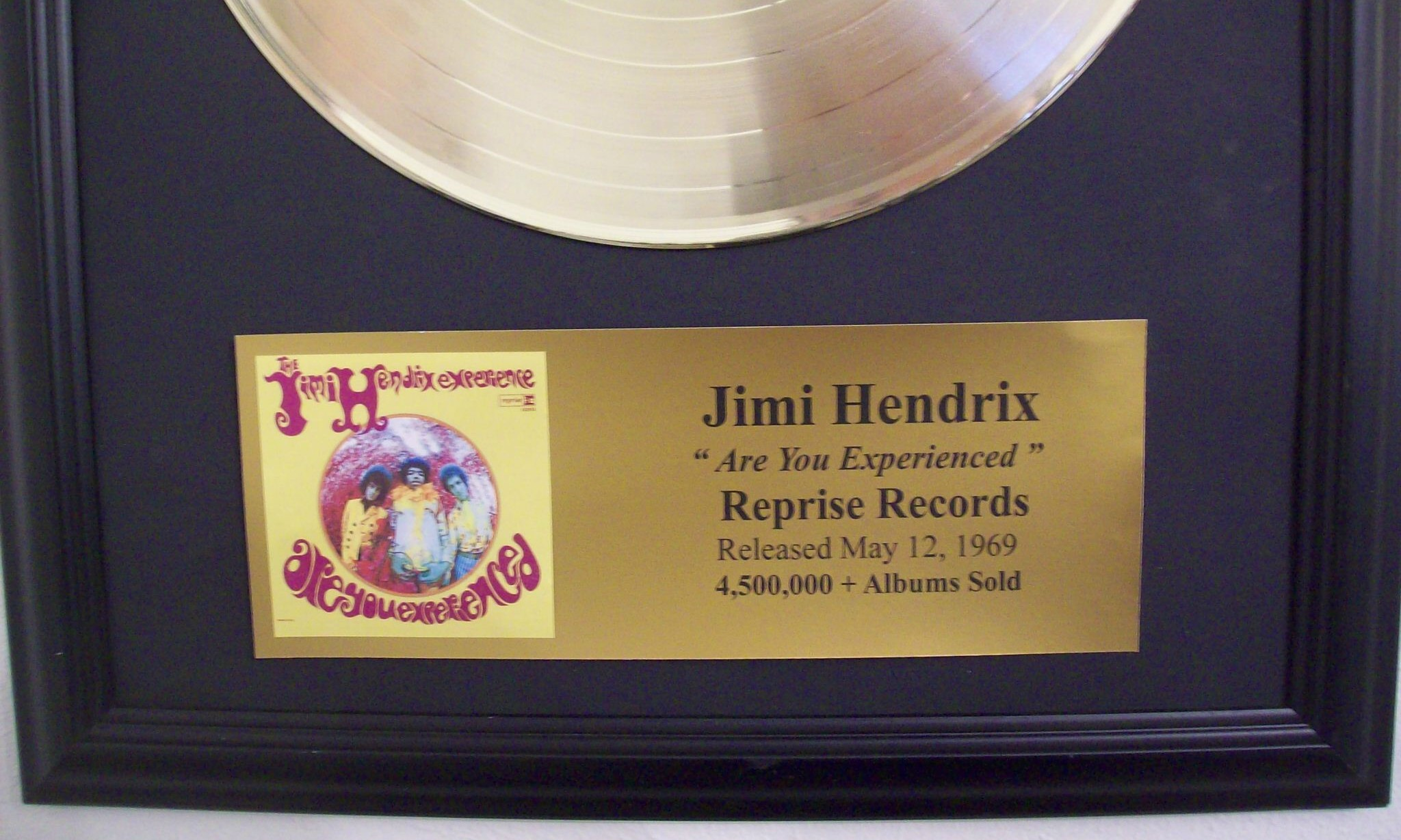 Image for The Jimi Hendrix Experience