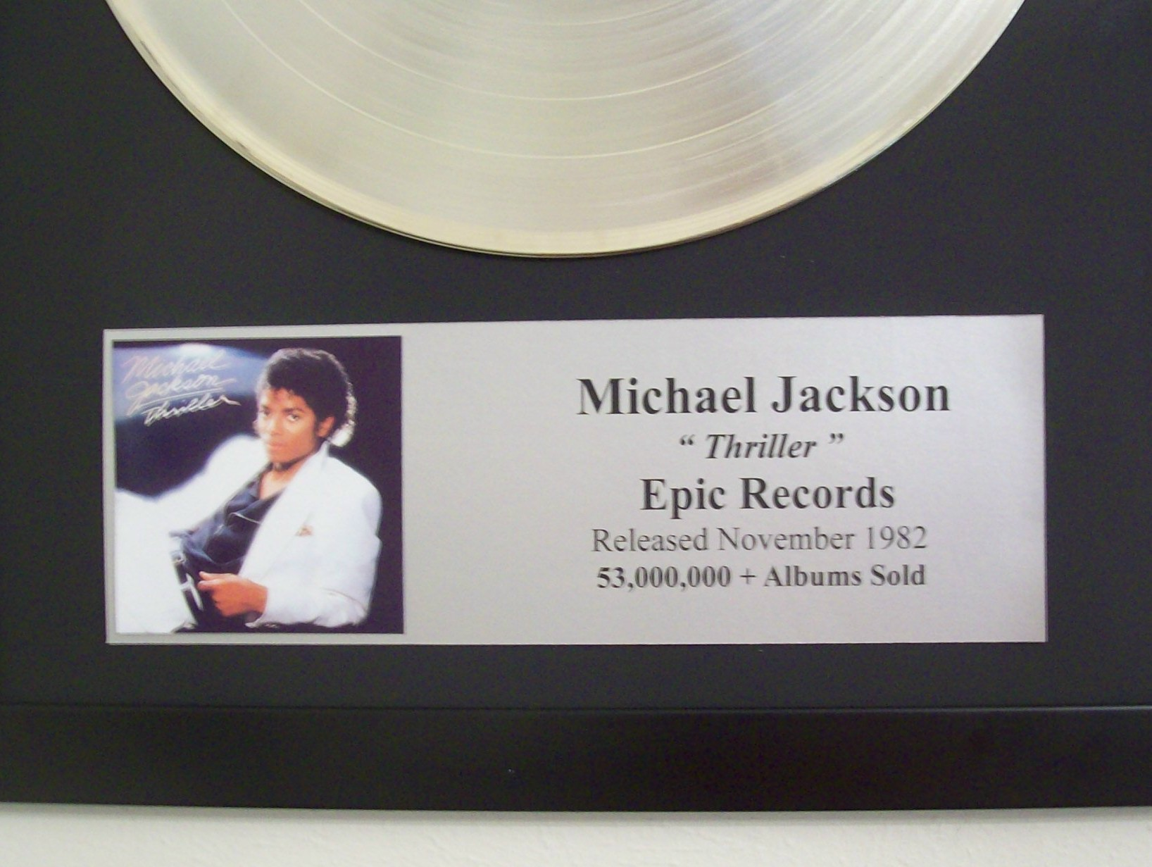 Image for Thriller-Platinum