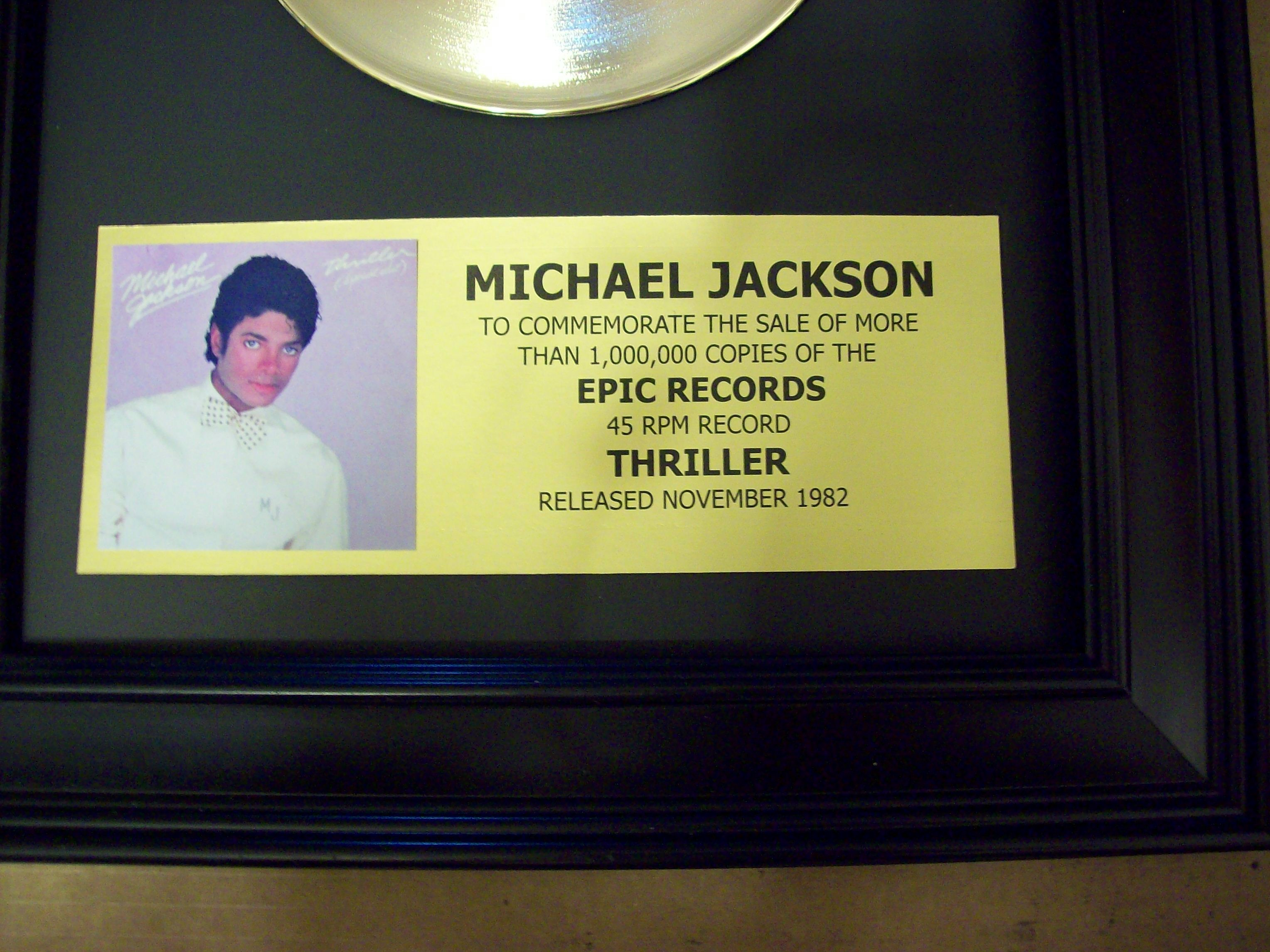 Image for Thriller 45 Gold