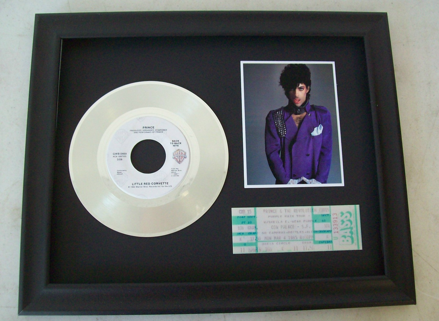 Image for Little Red Corvette - Platinum