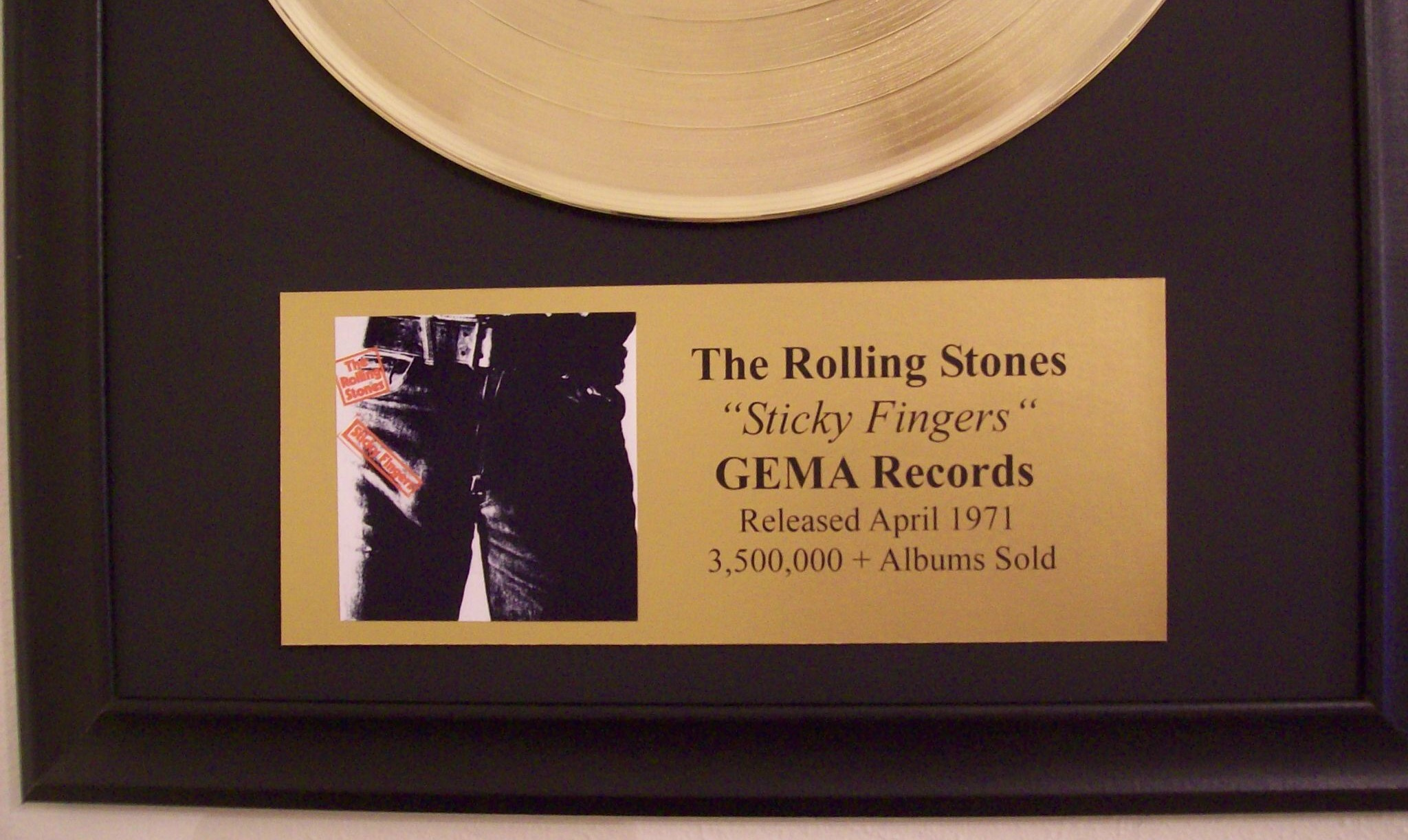 Image for Sticky Fingers