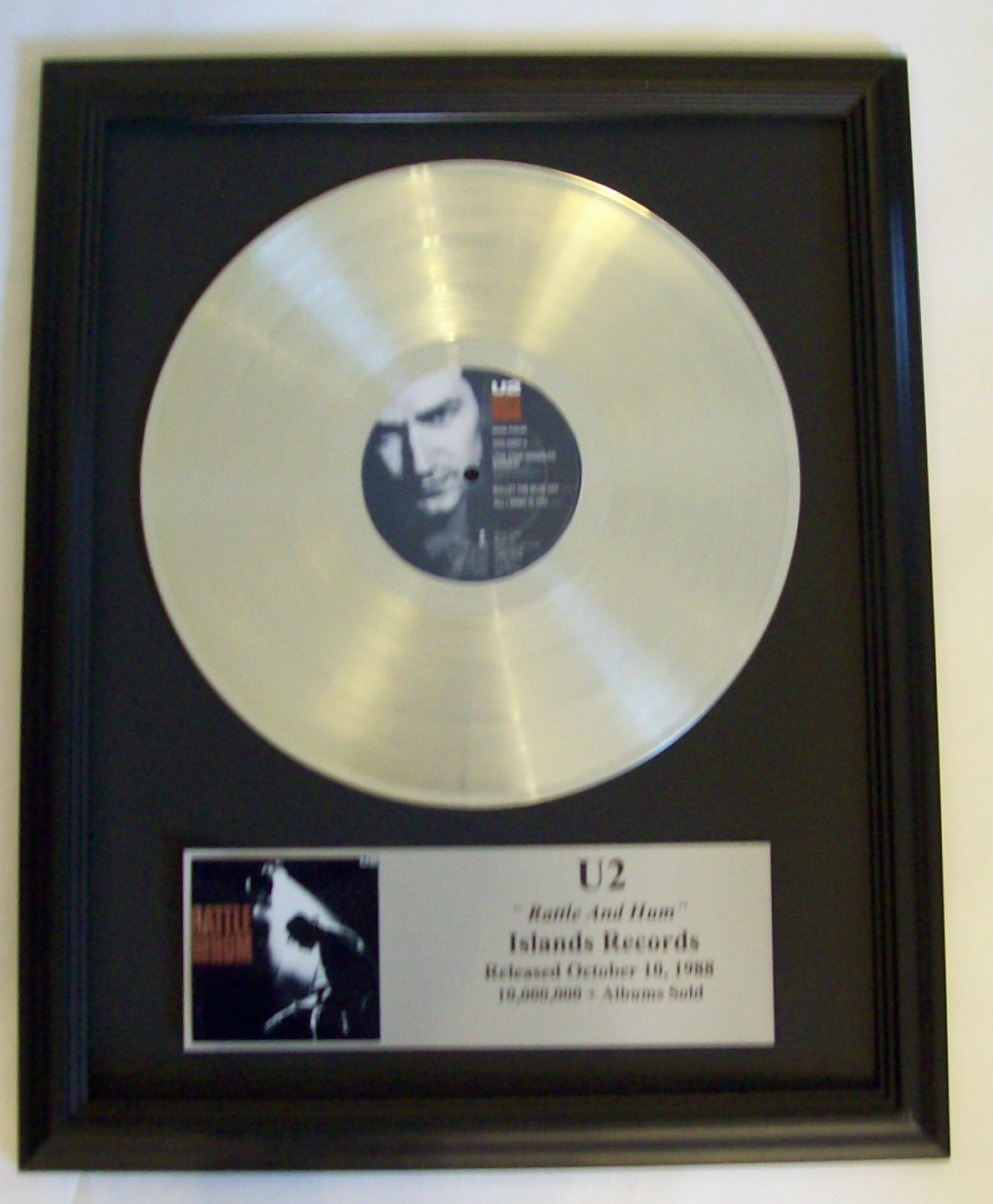 Image for Rattle & Hum - Platinum