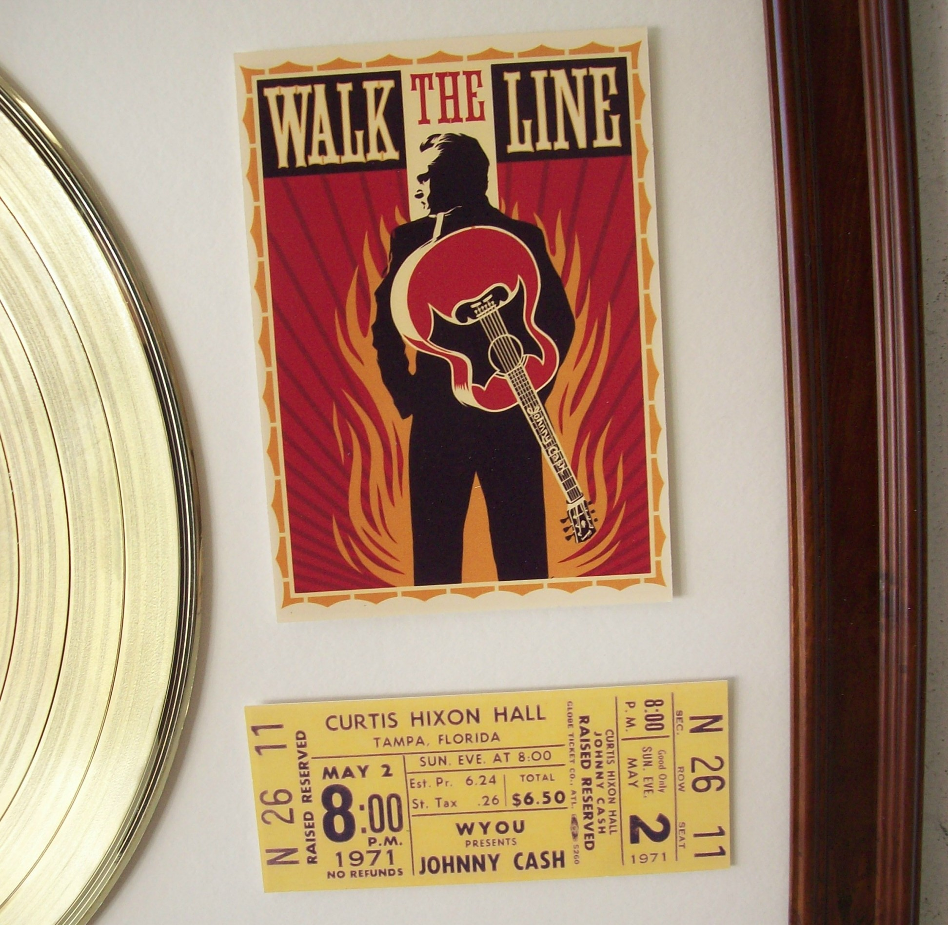 Image for I Walk The Line