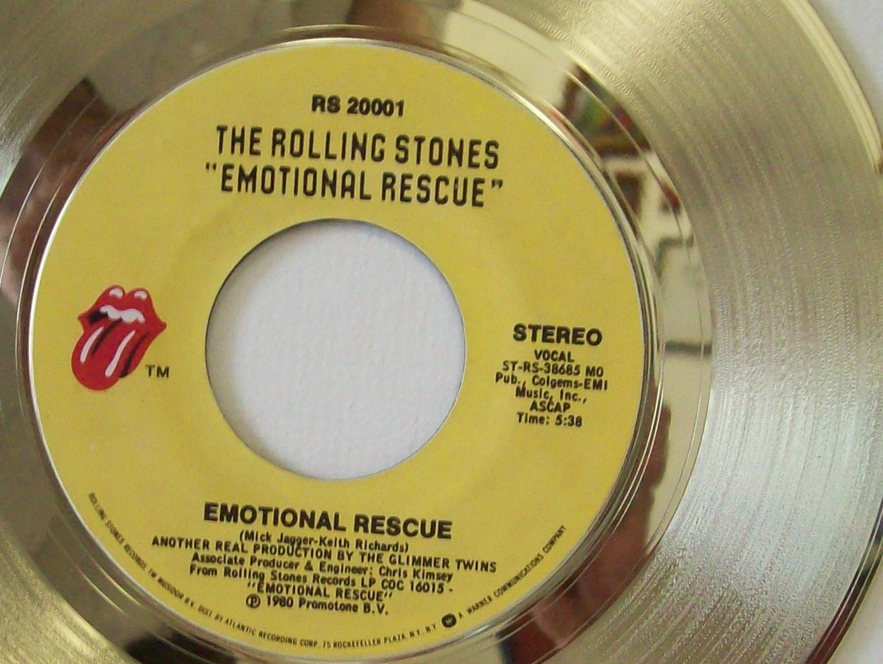 Image for Emotional Rescue