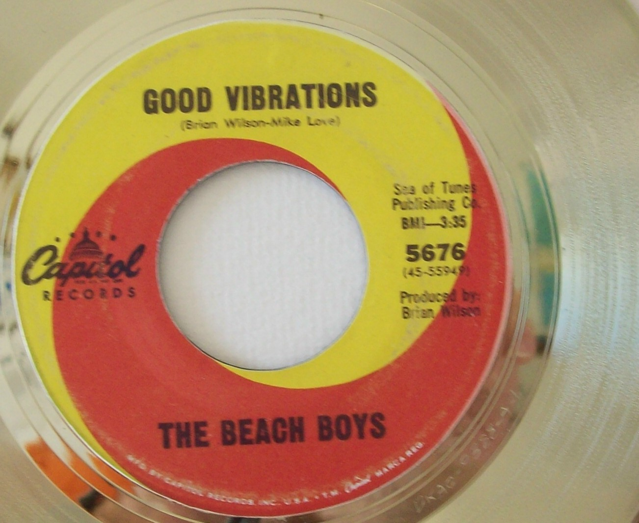 Image for Good Vibrations